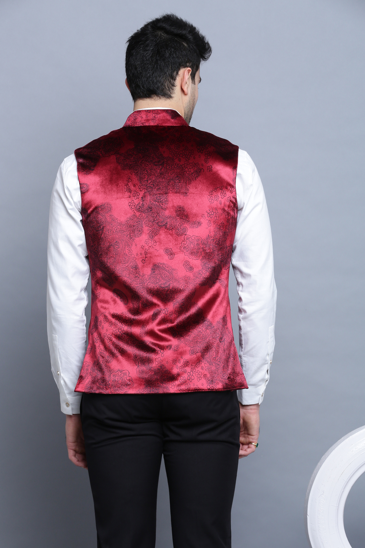 la ruby nehru jacket