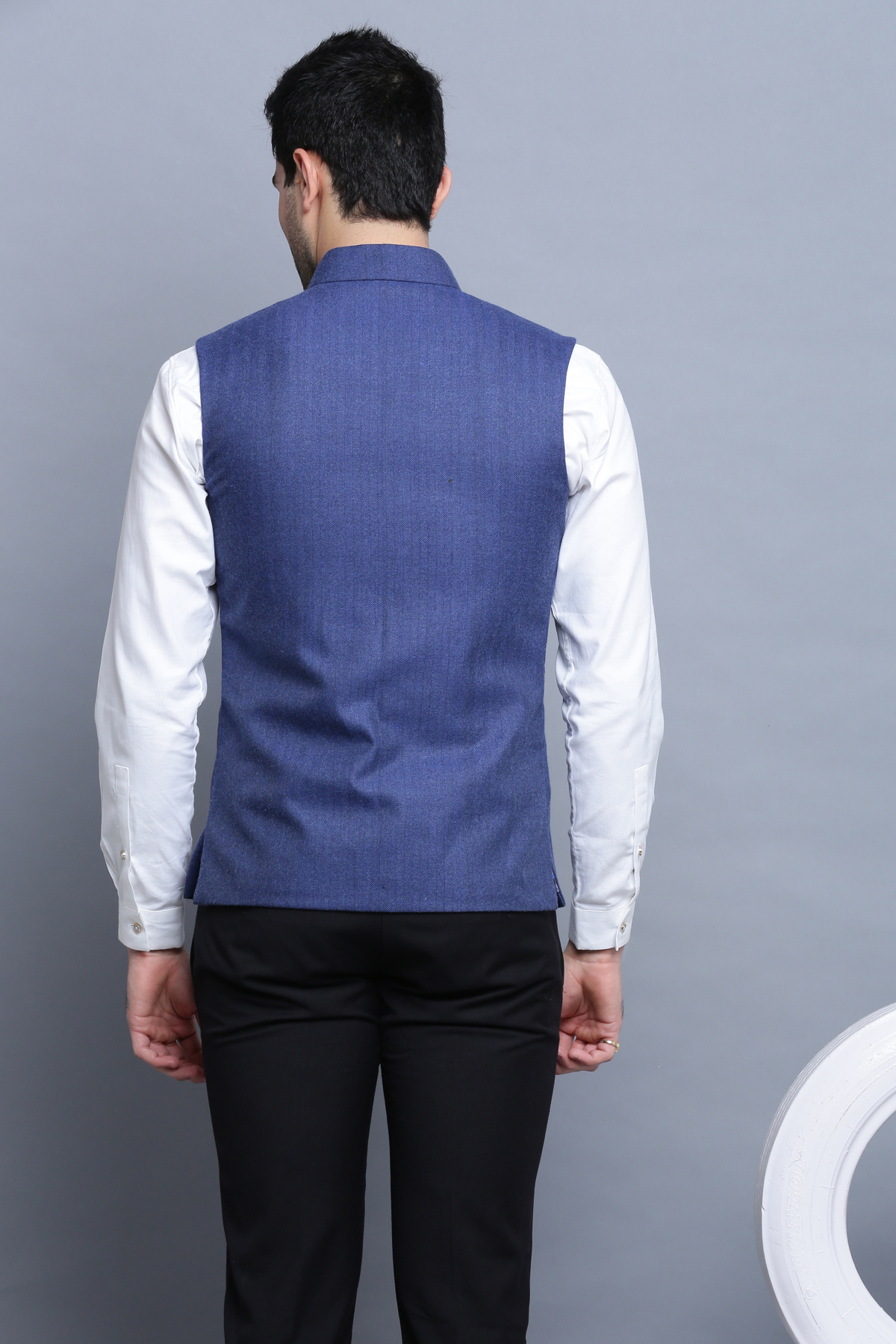 Calm Warrior Nehru Jacket