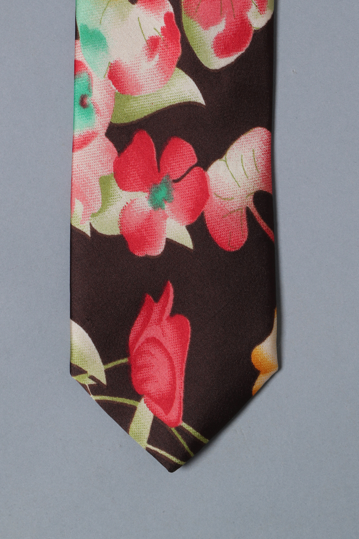 Dessert rose tie & pocket square
